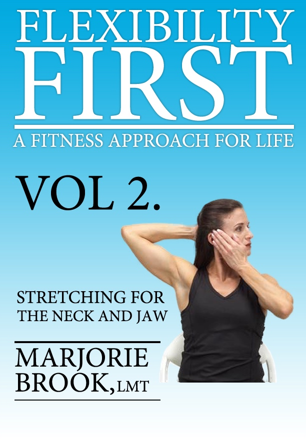 My body feels looser after doing the neck and jaw exercises in this downloadable PDF book. Also available are Guides to help the Shoulder and Elbow, Wrist and Fingers, the Back and more.