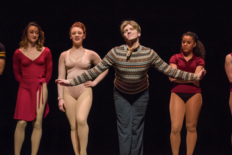 A Chorus Line (Bobby) - Uptown Players