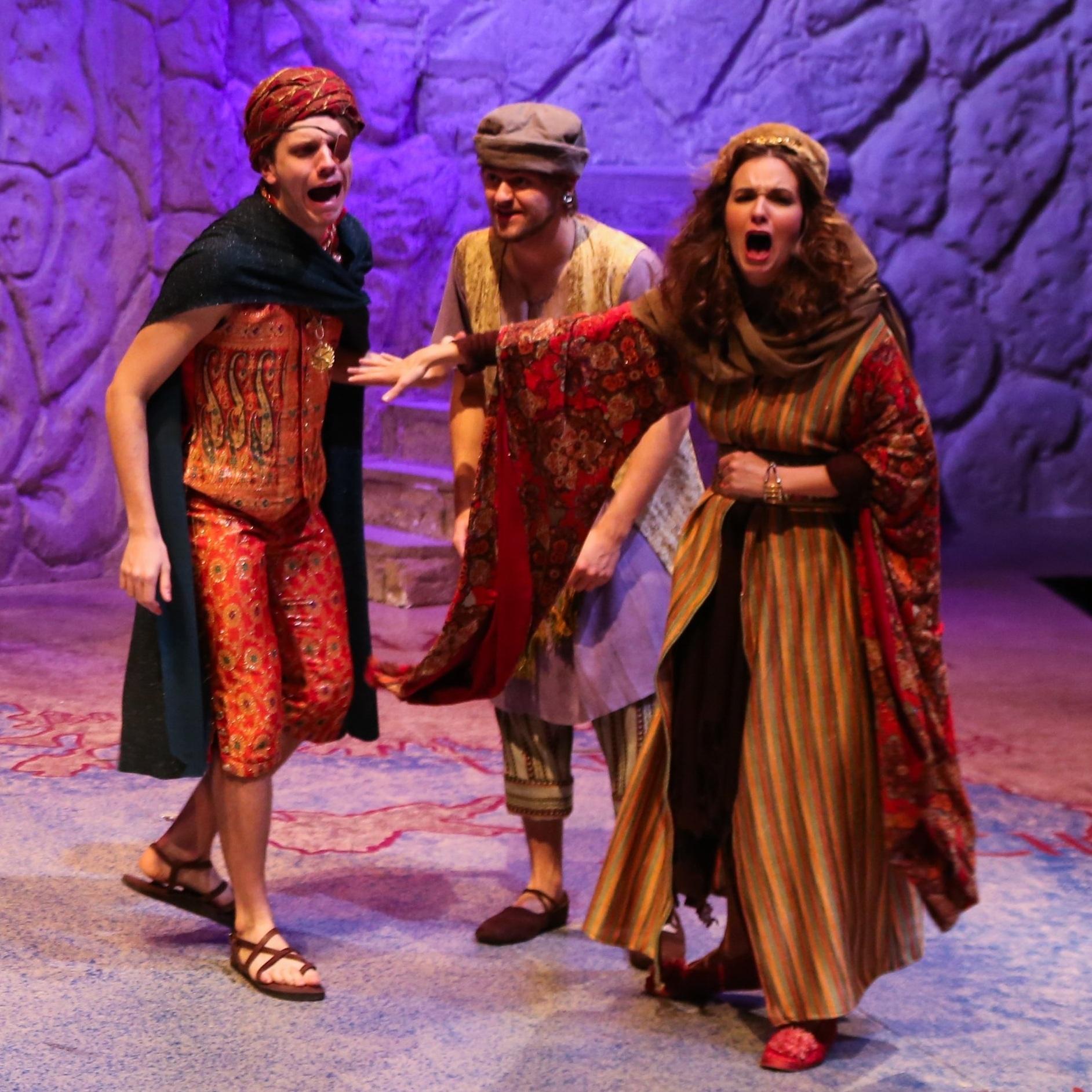 Pericles  (Pander)  Theatre TCU