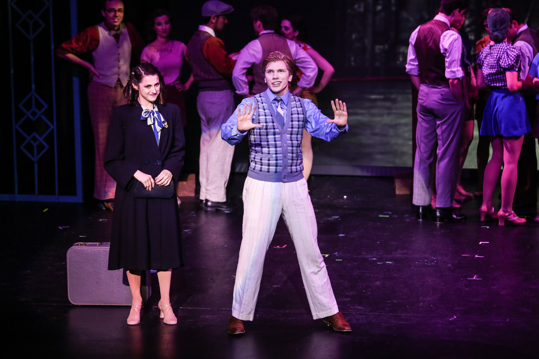 42nd Street   (Billy Lawlor) - Theatre TCU