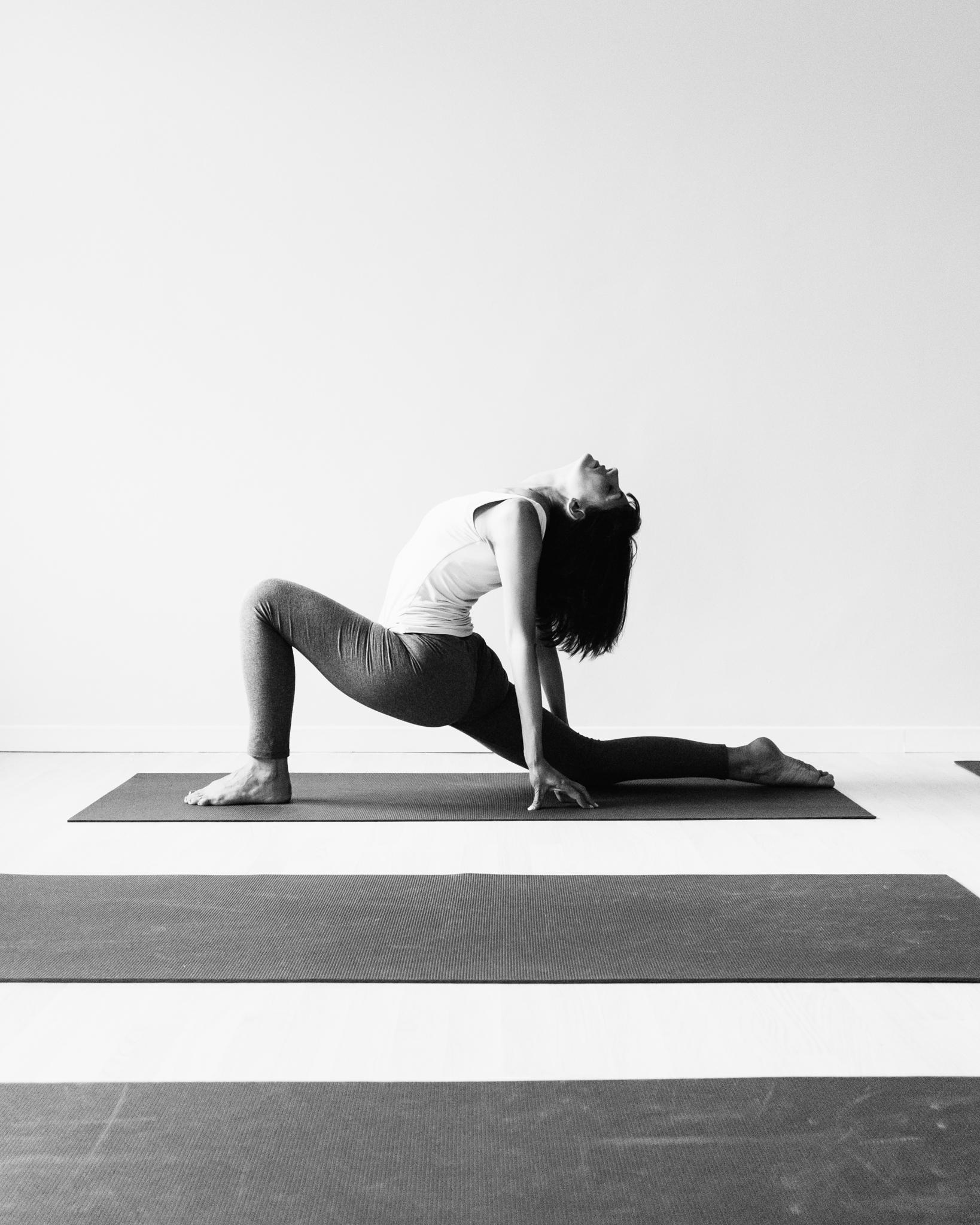Paola Raho insegnante ashtanga e hatha yoga
