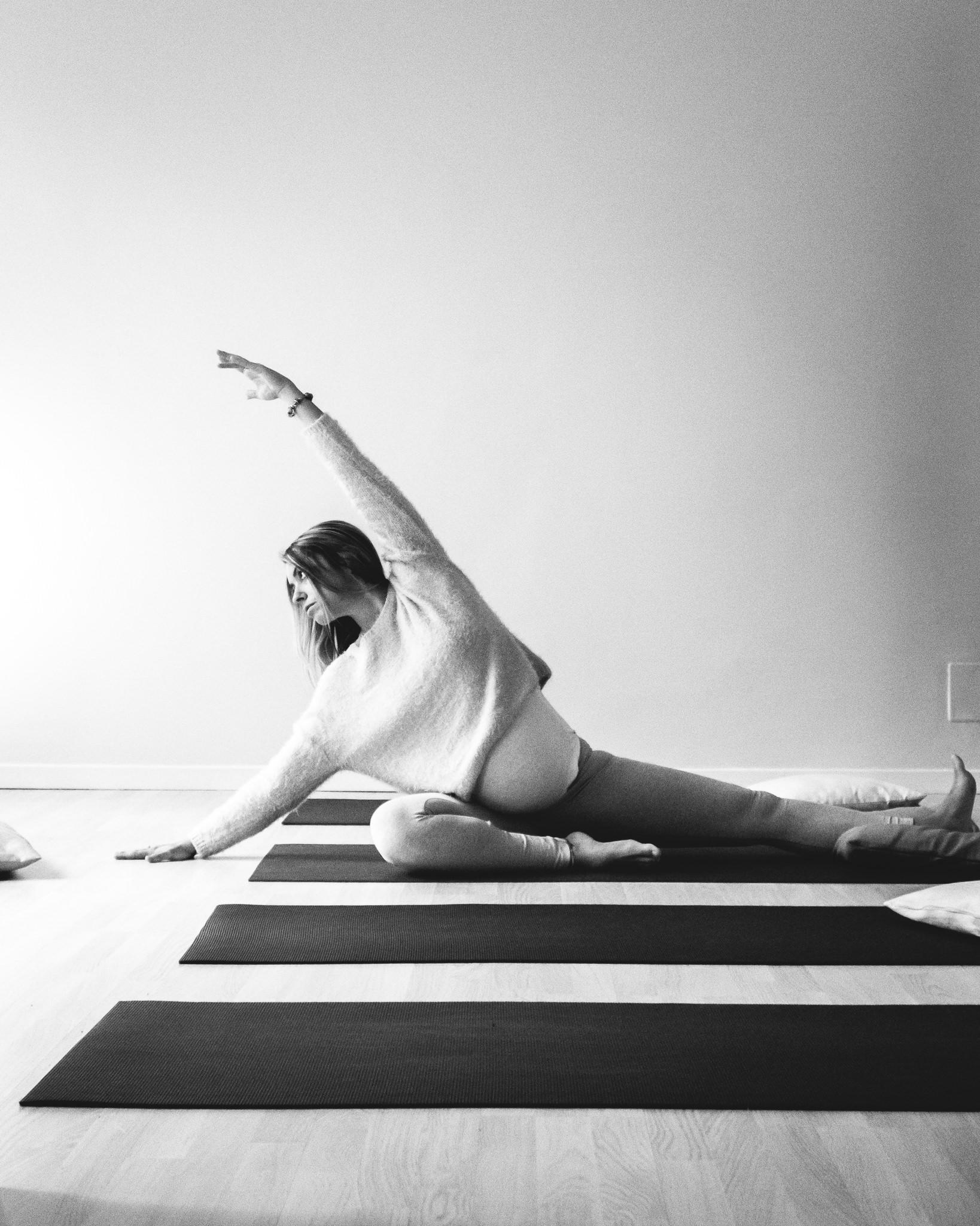 Yoga in Gravidanza a Torino