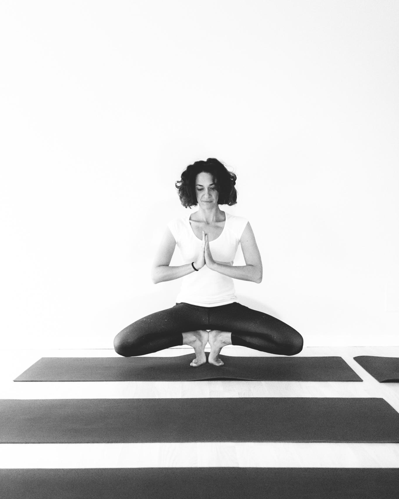 luna hahah vinyasa yoga English torino