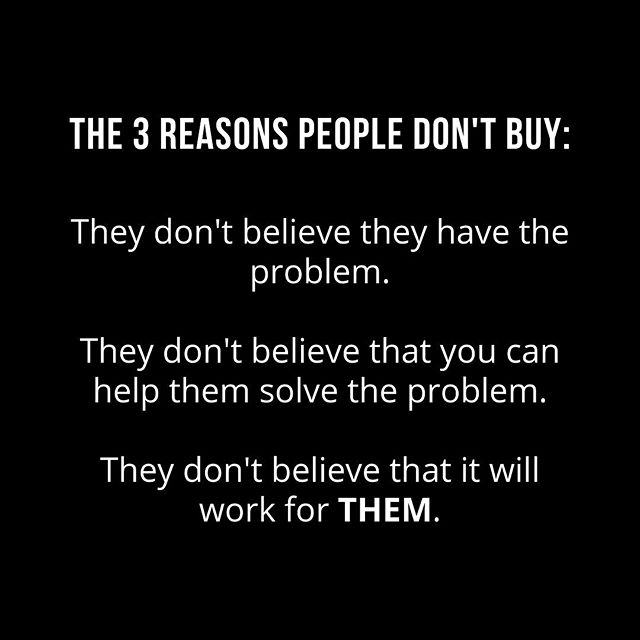 Put a 🙌🏽 in the comments if you agree! . 👩💻Great free content can overcome the first problem.⠀ ⠀ ✏️Powerful testimonials and excellent copy can overcome the second problem.⠀ ⠀ 👂But in order to overcome the third problem and create a real transformation for someone, you have to LISTEN to them and make them feel HEARD.