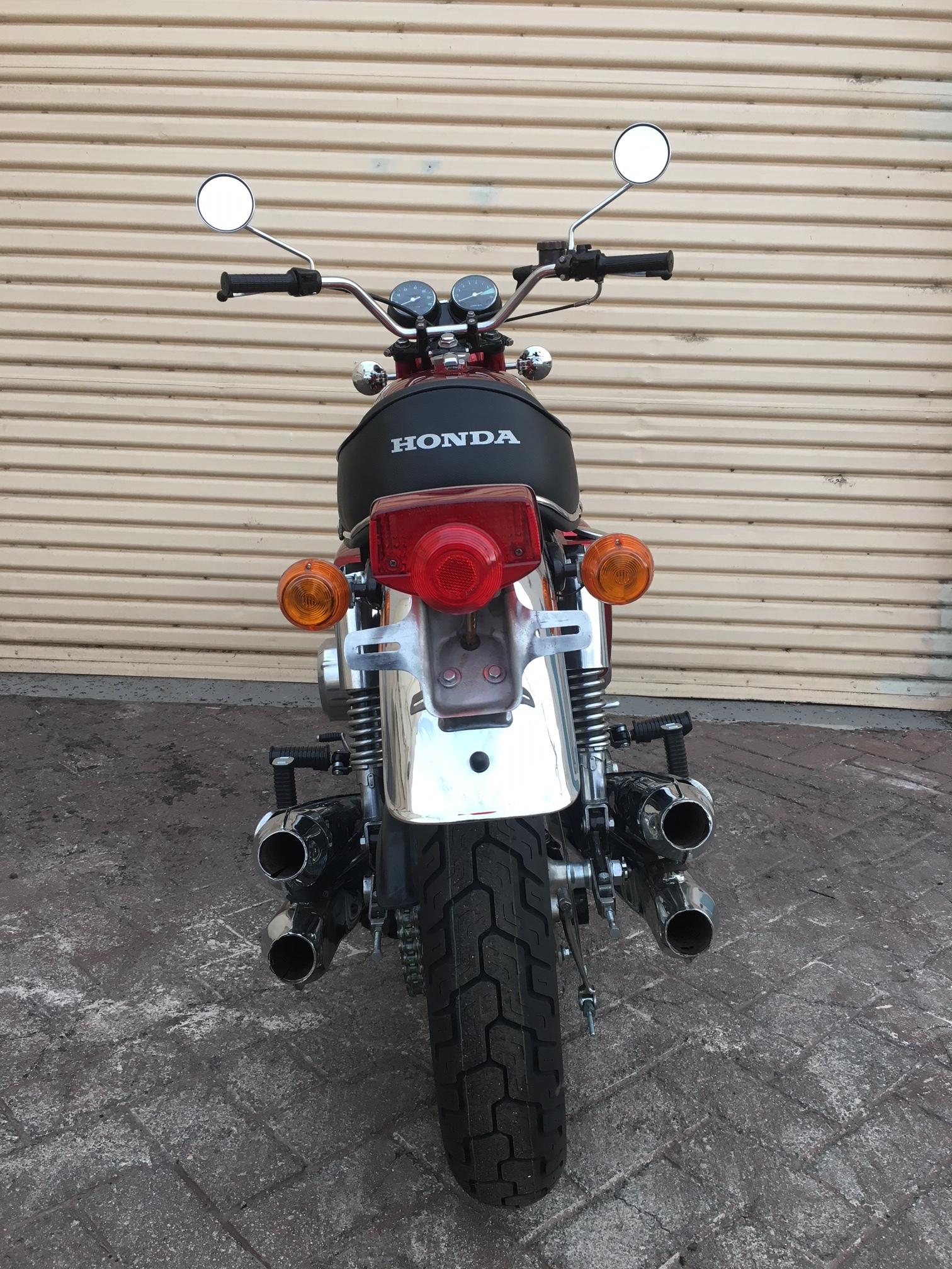 (Rear)1970 (Red) Honda CB750.JPG