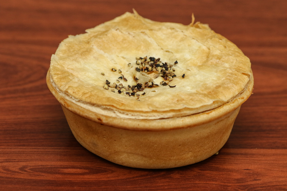 Pies,Sausage Rolls & Pasties - Nothing beats one of our Savoury Treats for Smoko or Lunch. Have you tried our Award Winning Chicken, Cranberry & Brie Pie(Voted Australia's Best Pie in 2017), Chunky Steak, Tuscan Chicken, Chunky Pepper or Chunky Steak & Caramelised Onion? Don't forget our range of Family Pies for a quick easy meal.
