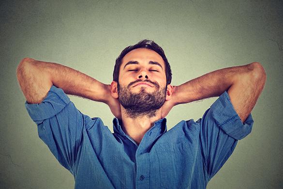 sur chaise / debout / allongé - PAUSE RELAXATION - 20-30 MNDes exercices de respiration, des visualisations positives et de la pleine conscience. Les participants apprennent à être à l'écoute de leur corps et de leurs ressentis pour gérer certaines situations du quotidien (stress, manque de confiance, baisse de concentration …)
