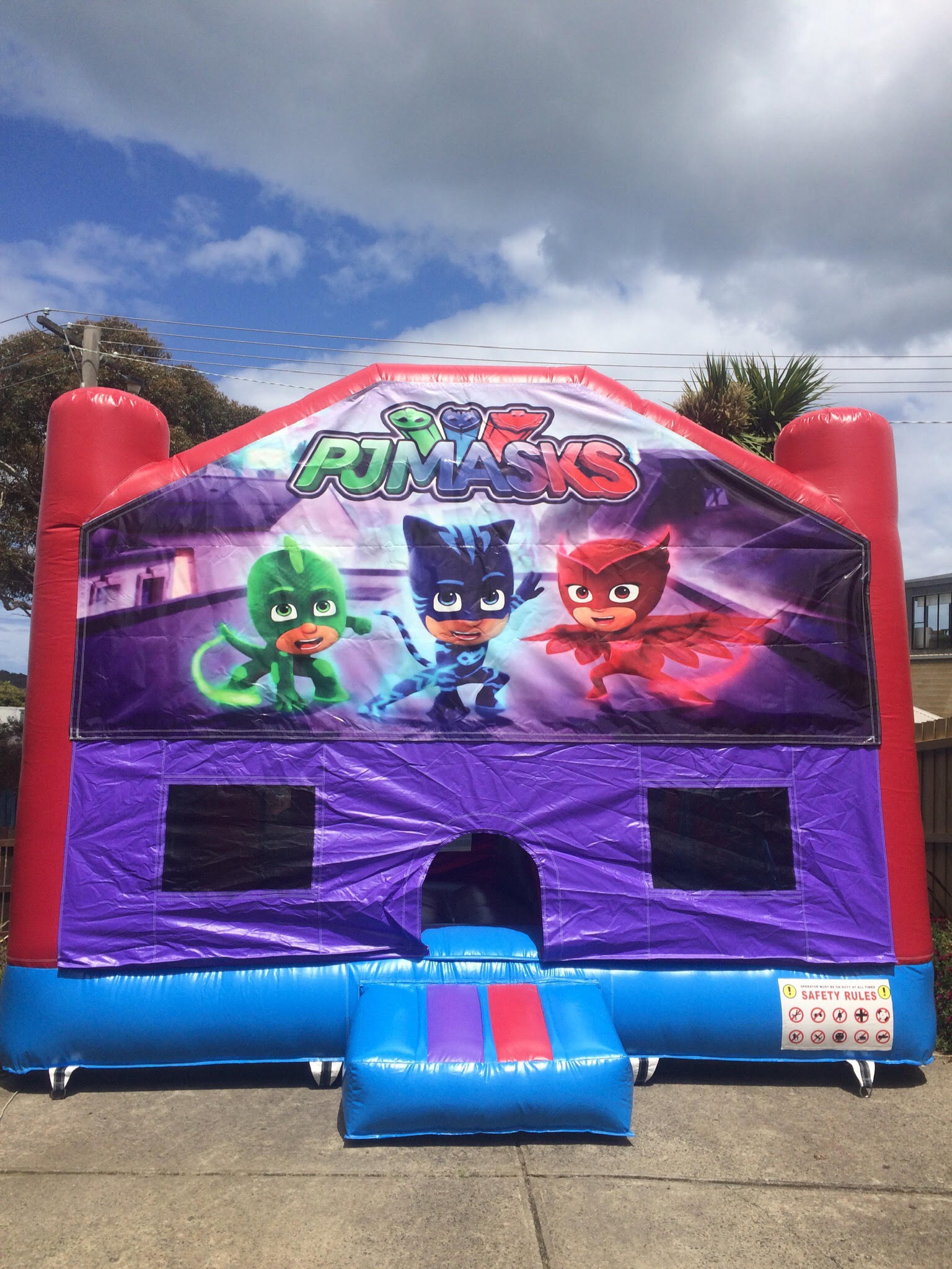 PJ Masks 4 in 1 Combo