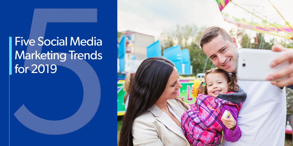 5 social trends 2019