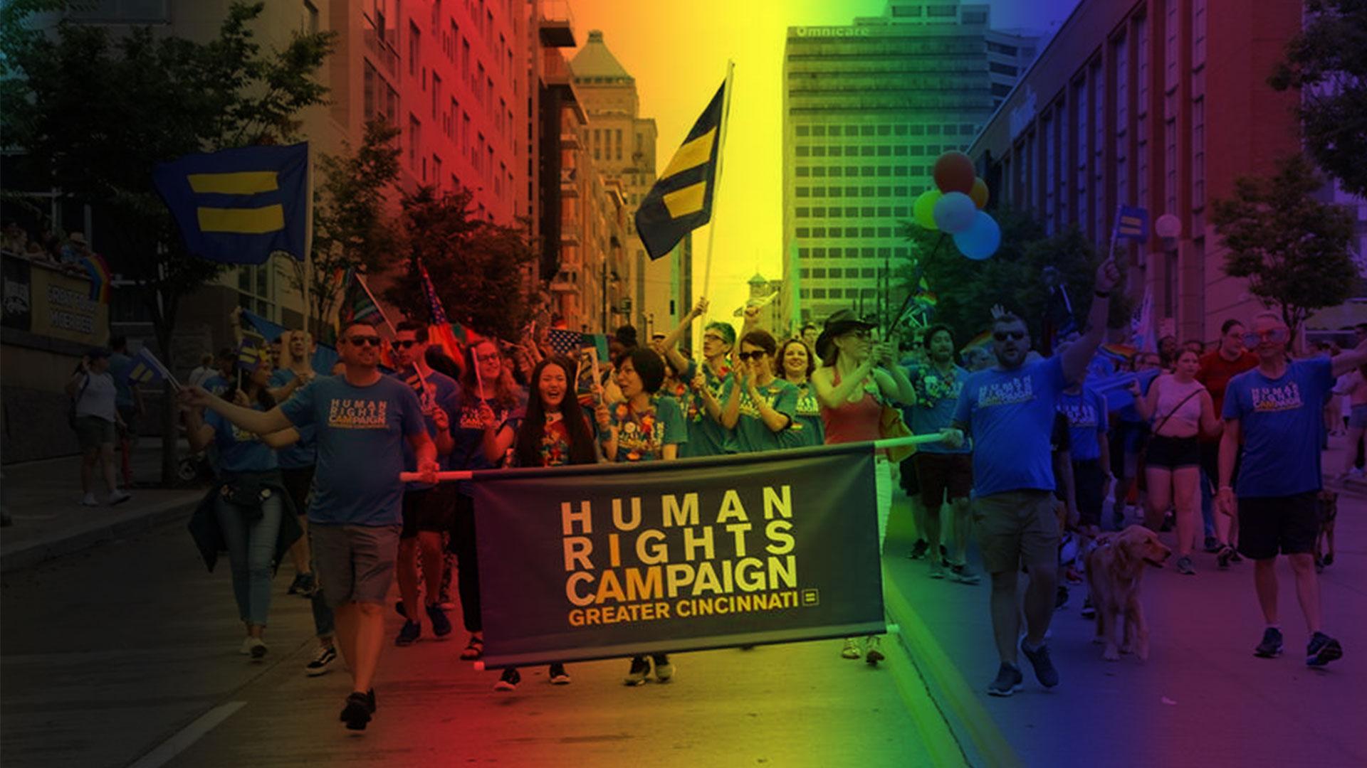 Cincinnati Pride Month