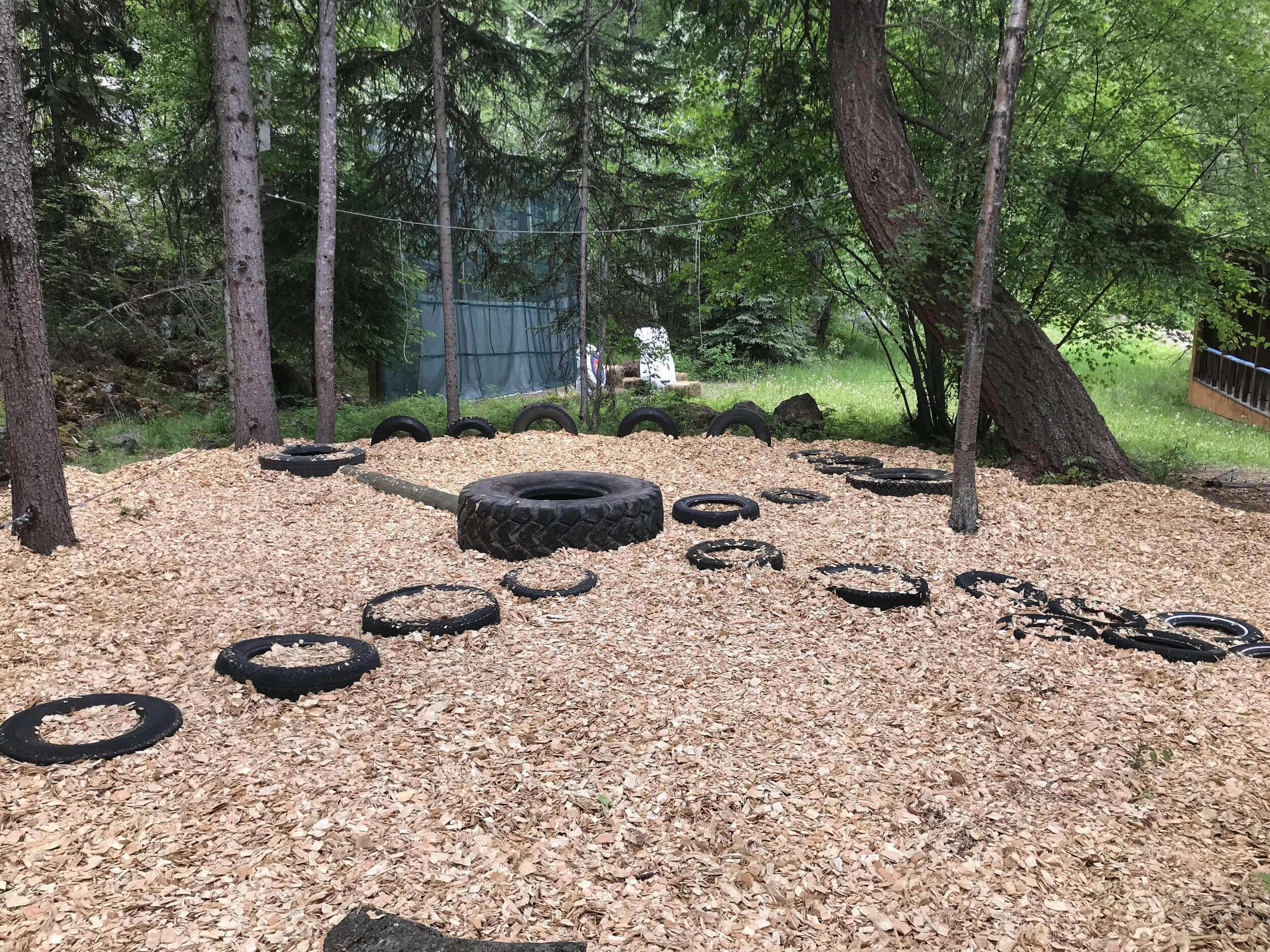 Challenge Area (playground)