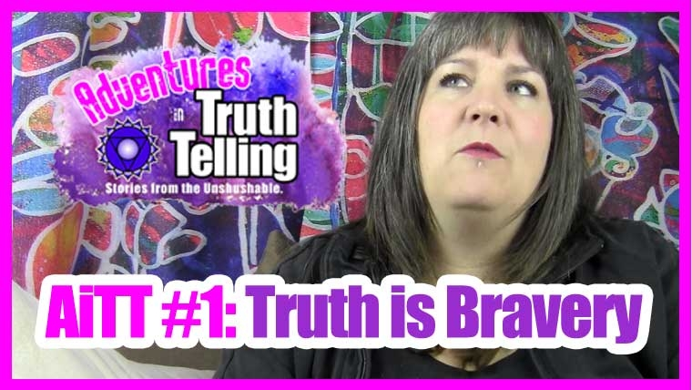Truth is Bravery -