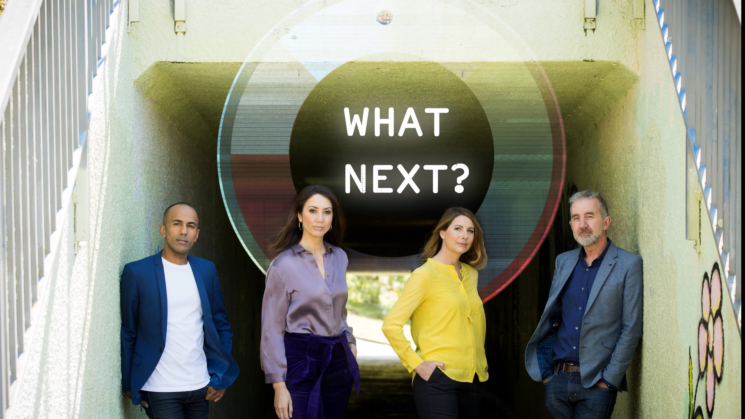WHAT NEXT? -