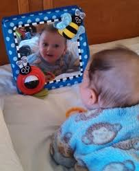 tummy time with mirror.jpeg