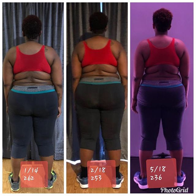 Can I please get some love for this amazing lady?! She has trusted me with her fitness and she is KILLING it! Thank you for being a part of @thetribecalledsweat @atholmes83 your journey is inspiring!! #THEtribecalledsweat #bodybyjj #getfitwithjj #jjtstudios #keepinghercurves #thickfit