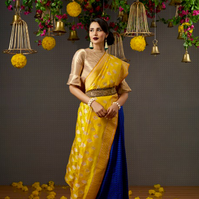 A Small Price to Pay - Tantuvi sarees carry a premium but they cannot be found in ordinary stores and boutiques. We believe in the value of preserving our age old heritage and weaving skills.