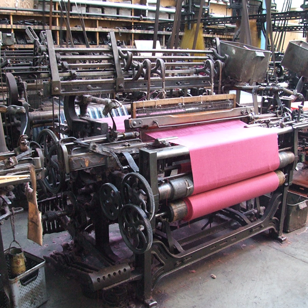 Public Enemy #1:The Power Loom - However the biggest threat to the craft of weaving and the handloom weavers was the power loom - which came with the dawn of the industrial revolution. While a handloom saree takes upto 3 months to weave, a power loom saree will take no longer than a day!