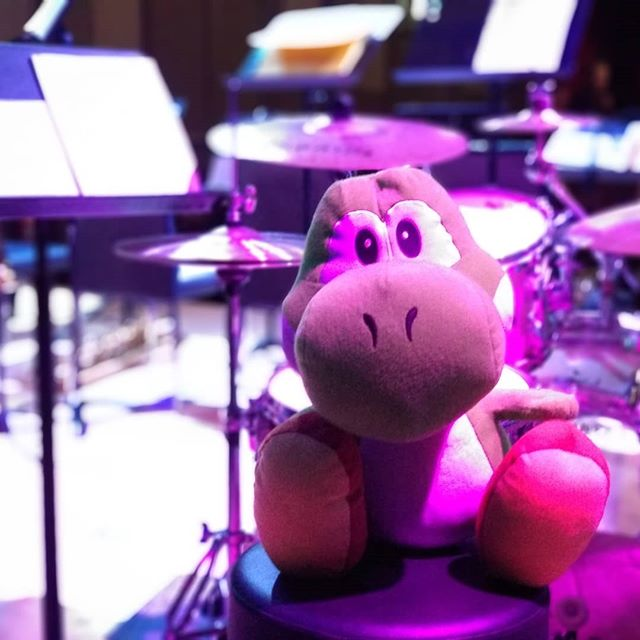 Debut gig for the brilliant 17 bit band tonight! Big Band arrangements of classic video games tunes.... #nintendo #sega #atari #16bit #videogames #anime #livemusic #bigband