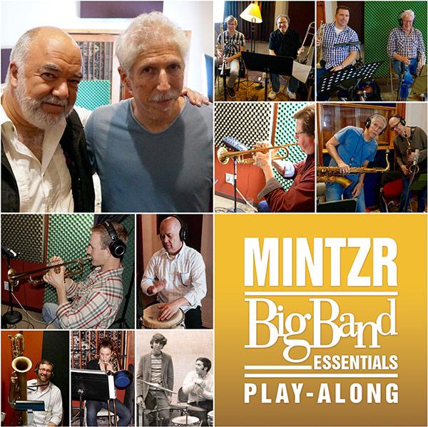 Mintzer Big Band Essentials Play-Along
