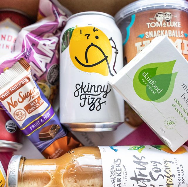 We 👀 some delicious treats in the @i.am.company delight box this month 💦� #delightboxlove