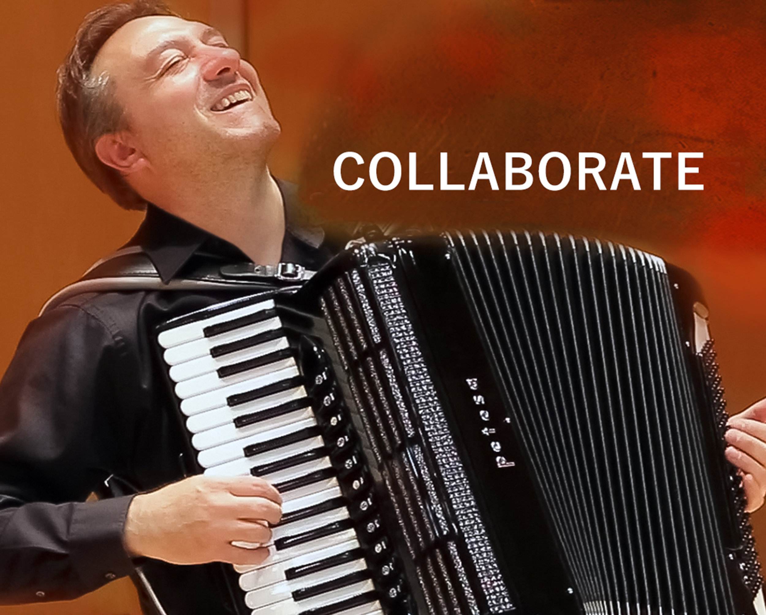 Get started - Collaborate with Milen Slavov, an award-winning accordionist-composer-producer.Get started with your inquiry by filling out the form.Collaboration areas include: artistic, entertainment, educational, audio/video, and content marketing