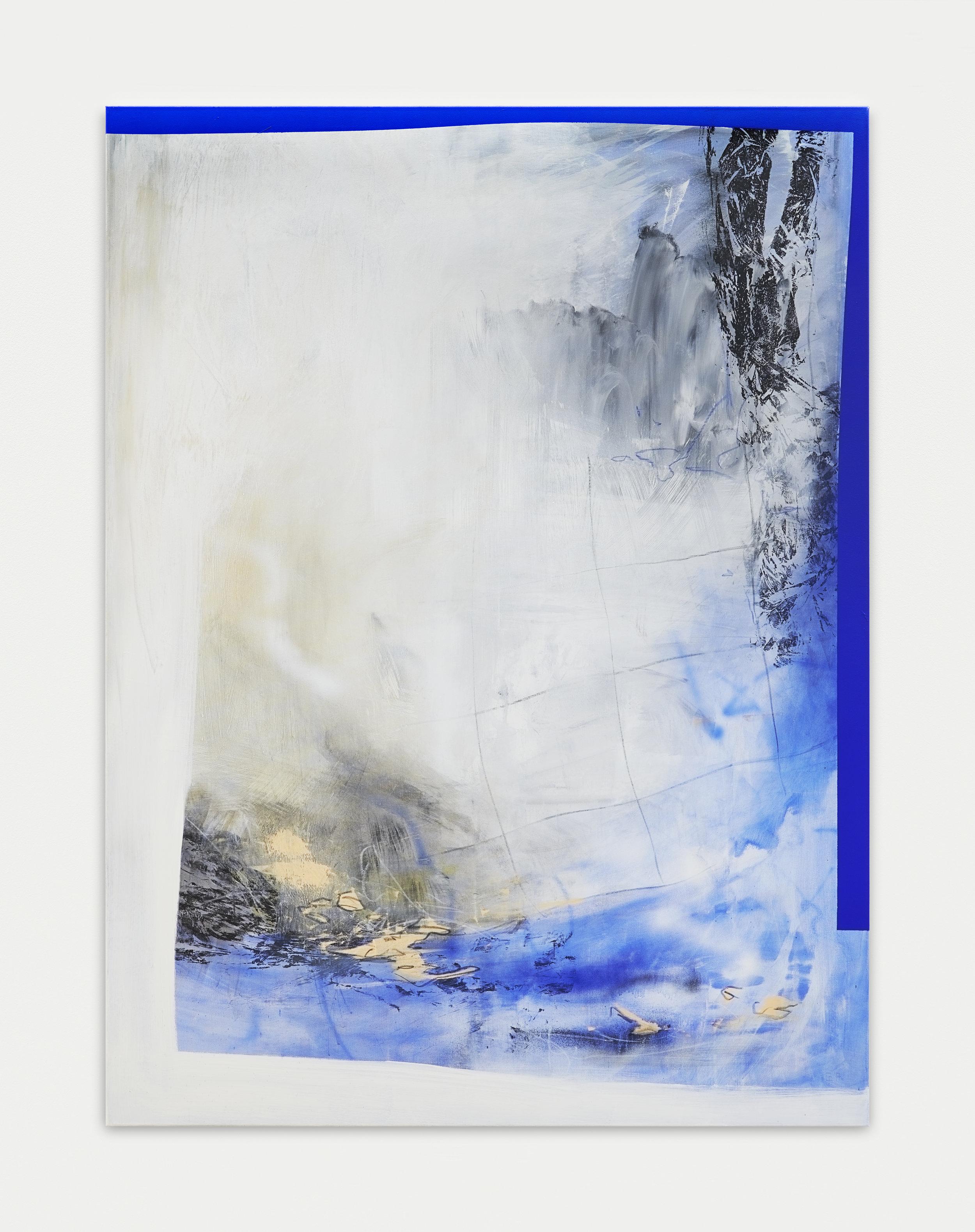 DEZ126 | Acryl auf Leinwand | 200 x 150 cm | 2017 | @GALERIE ALBER