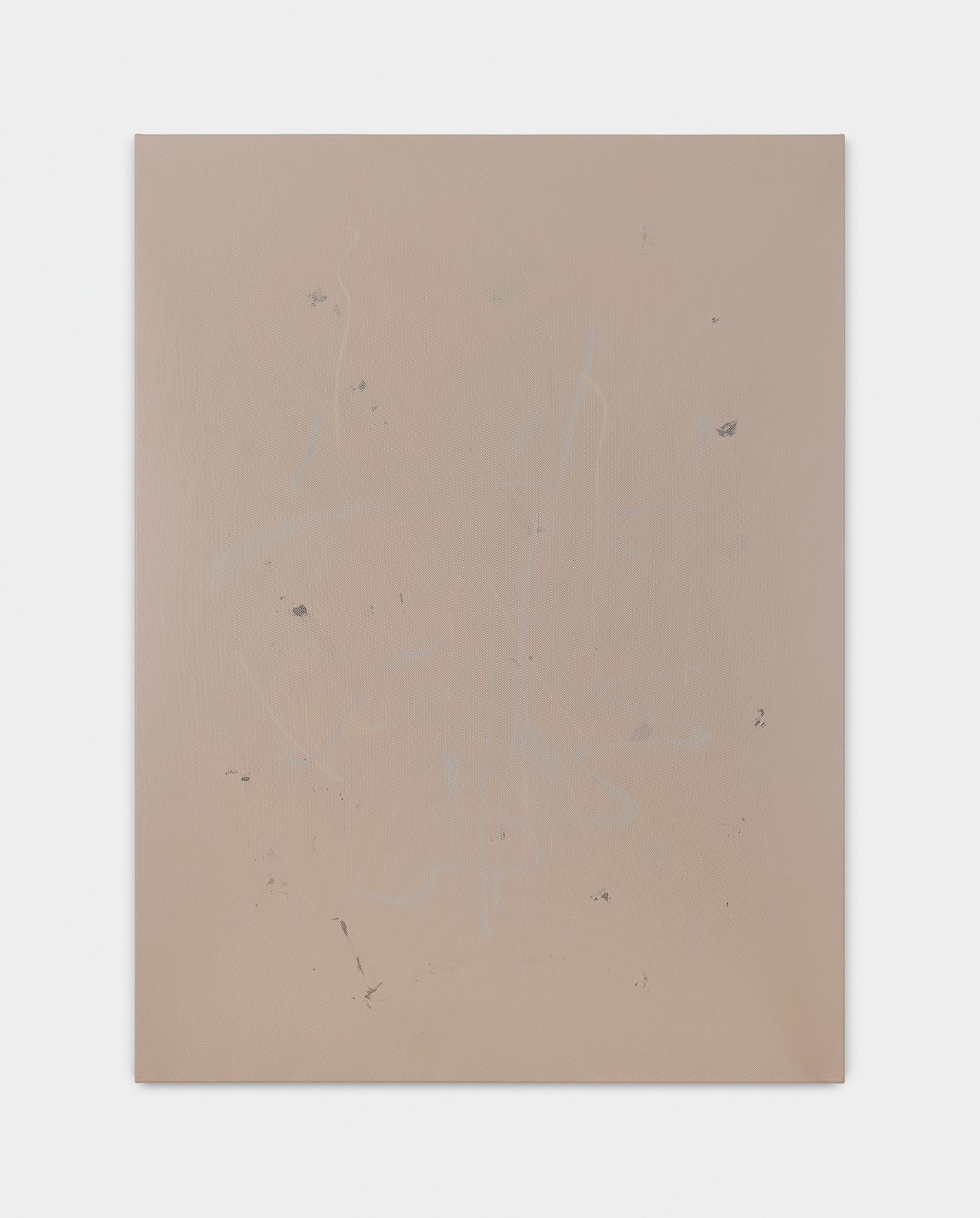 190203 | 2019 | Acryl, Lack, Mesh Gewebe auf Leinwand | 160 x 120 cm | ©GALERIE ALBER