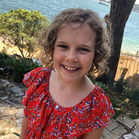 Alice Kimber - Class of 2019 at Currambena
