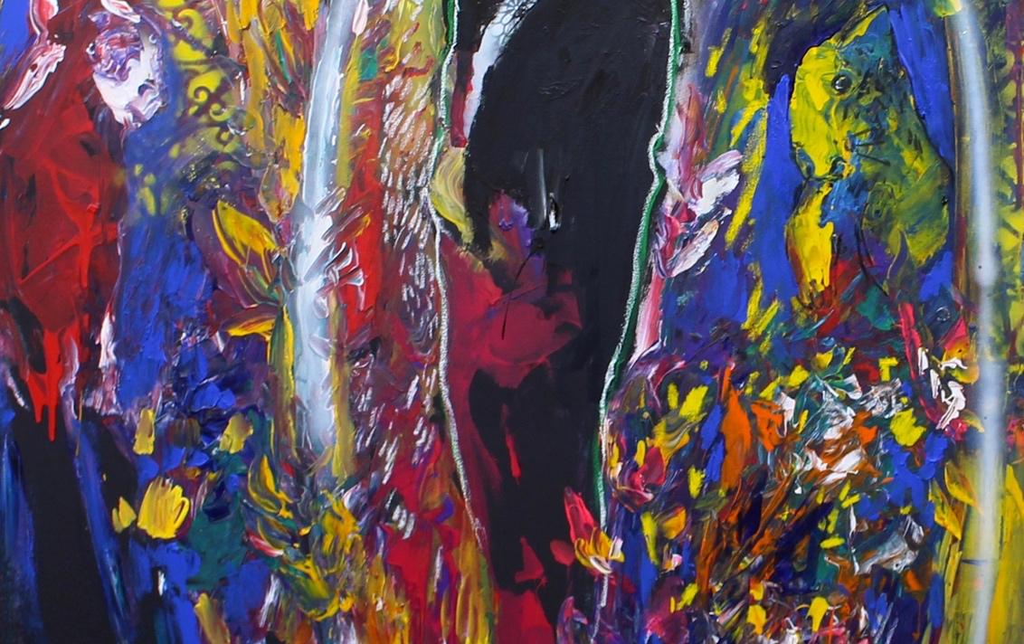 SOLY CISSÉ, D GALERIE - L'exposition individuelle « Je vois un oiseau » à la Galerie D à Paris