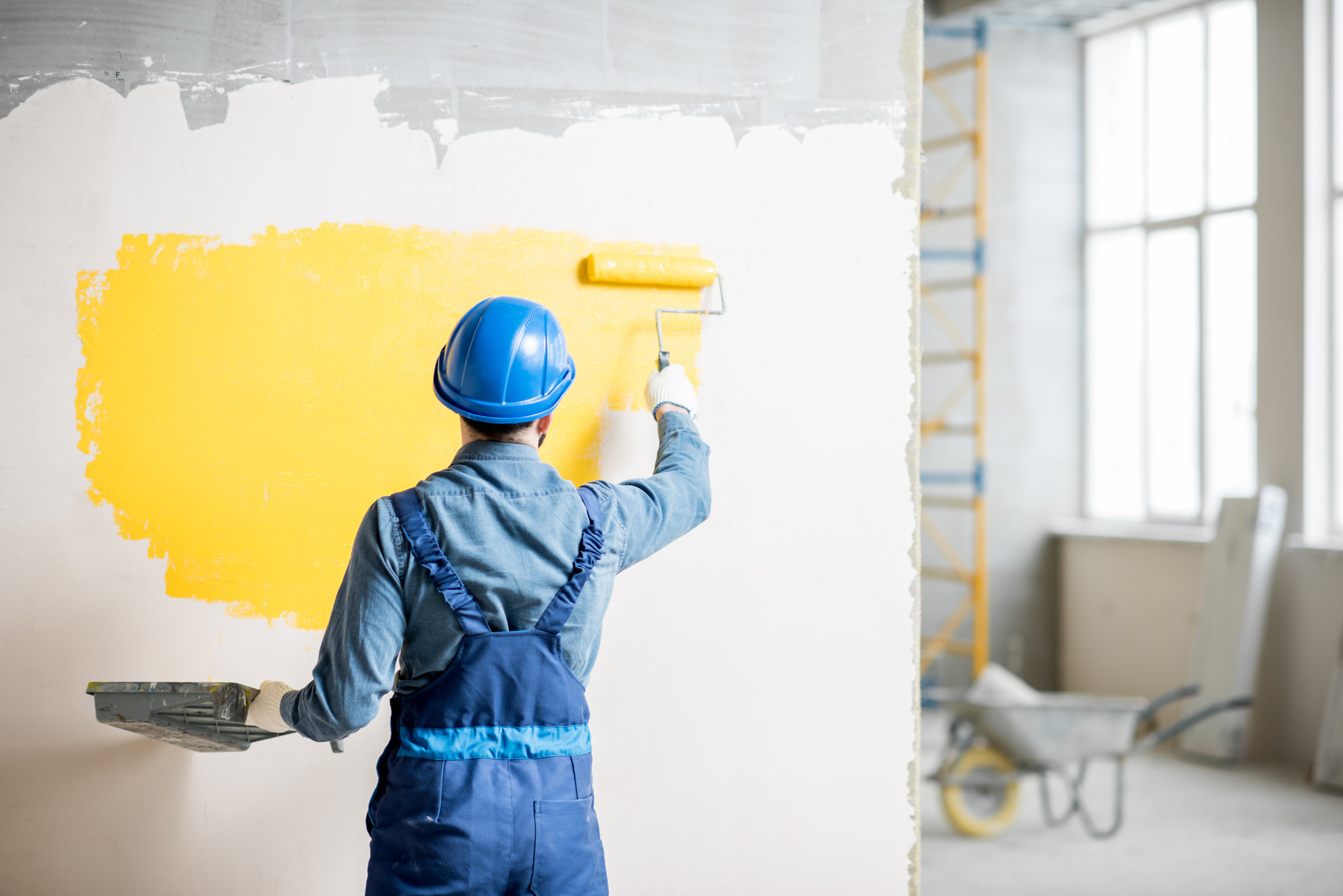 painter and decorator app