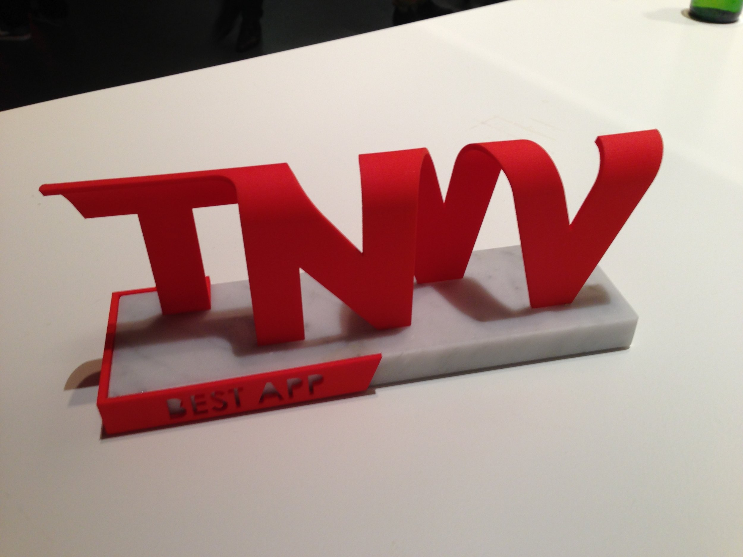 TNW Startup Trophy