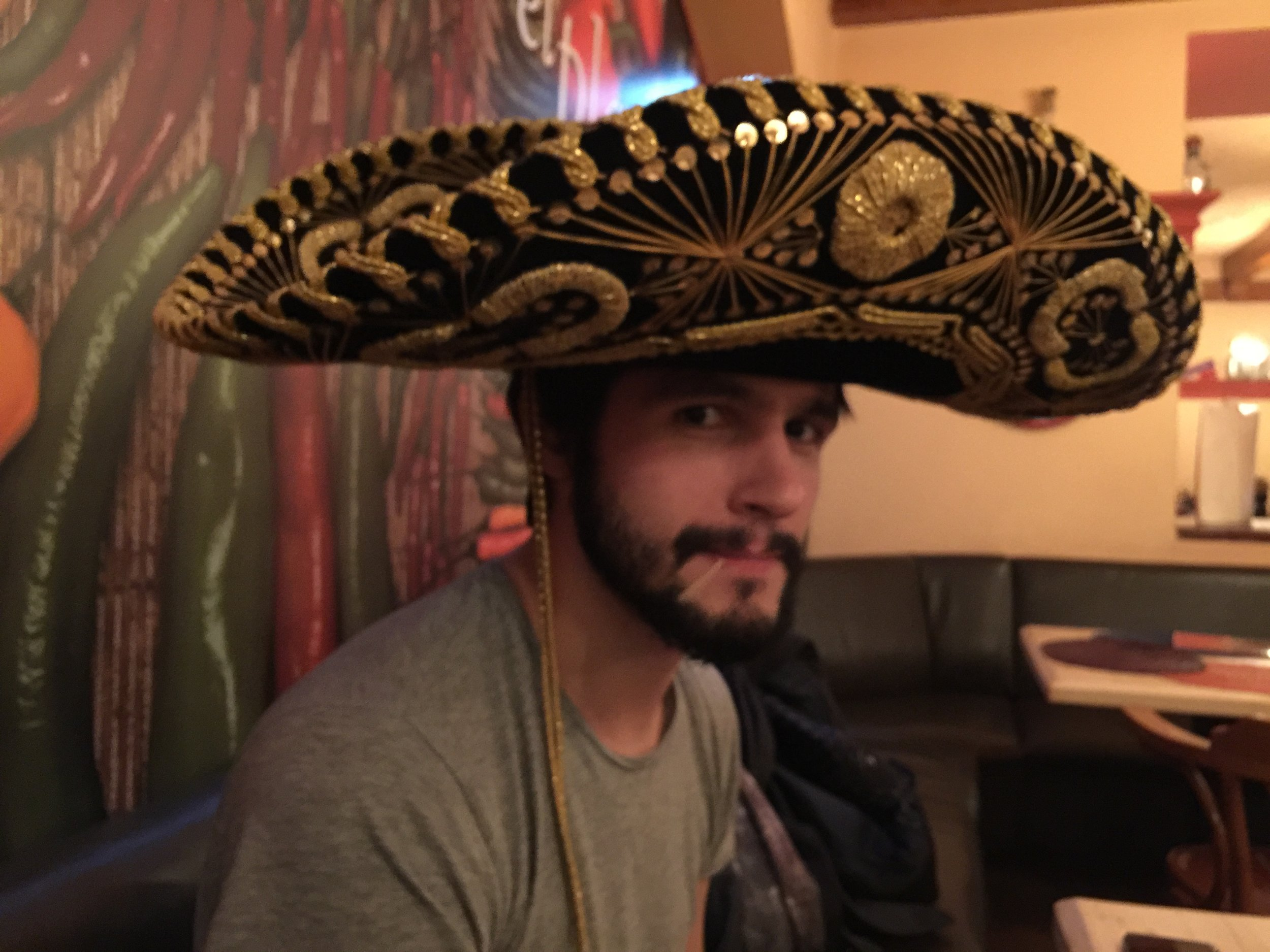 """""""That Mexican Restaurant"""", Budapest 2016"""