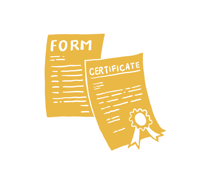<p><strong>Forms & Certificates</strong>Create important forms such as Gas Safe, Electrical and many others.<a href=forms-certificates>More →</a></p>