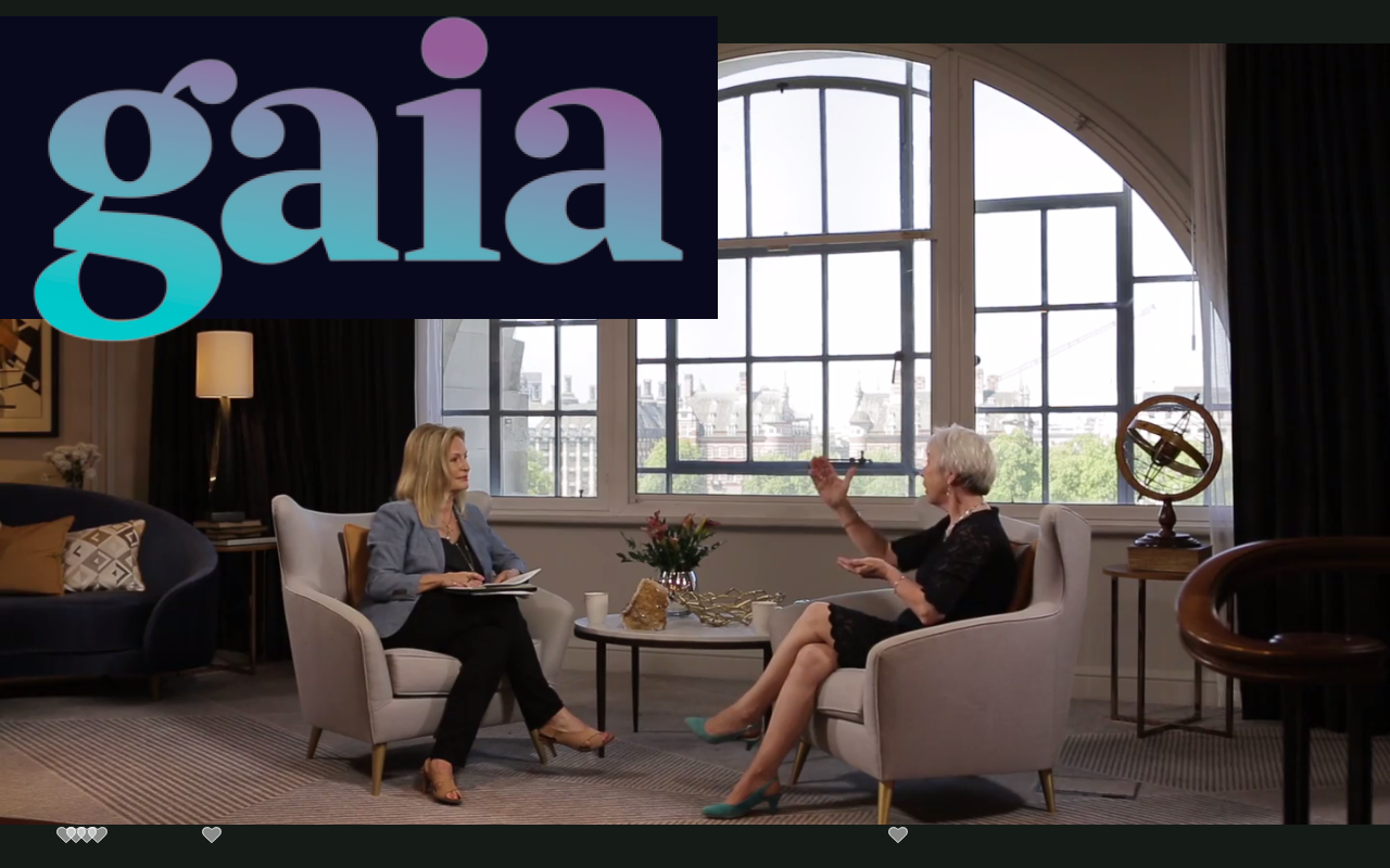 Preview - Jude Currivan on Open Minds with Regina Meredith - Gaia