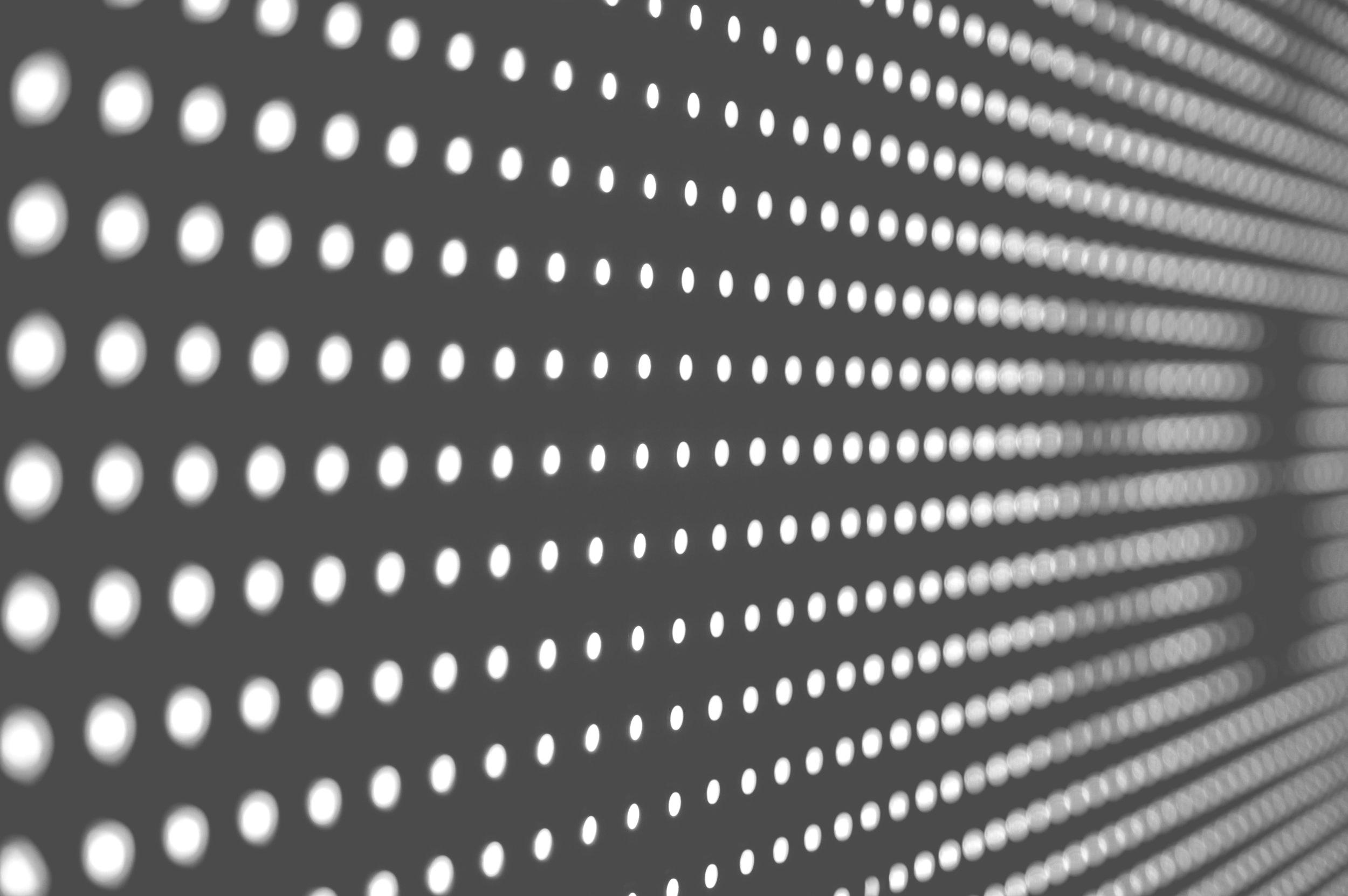 - LED