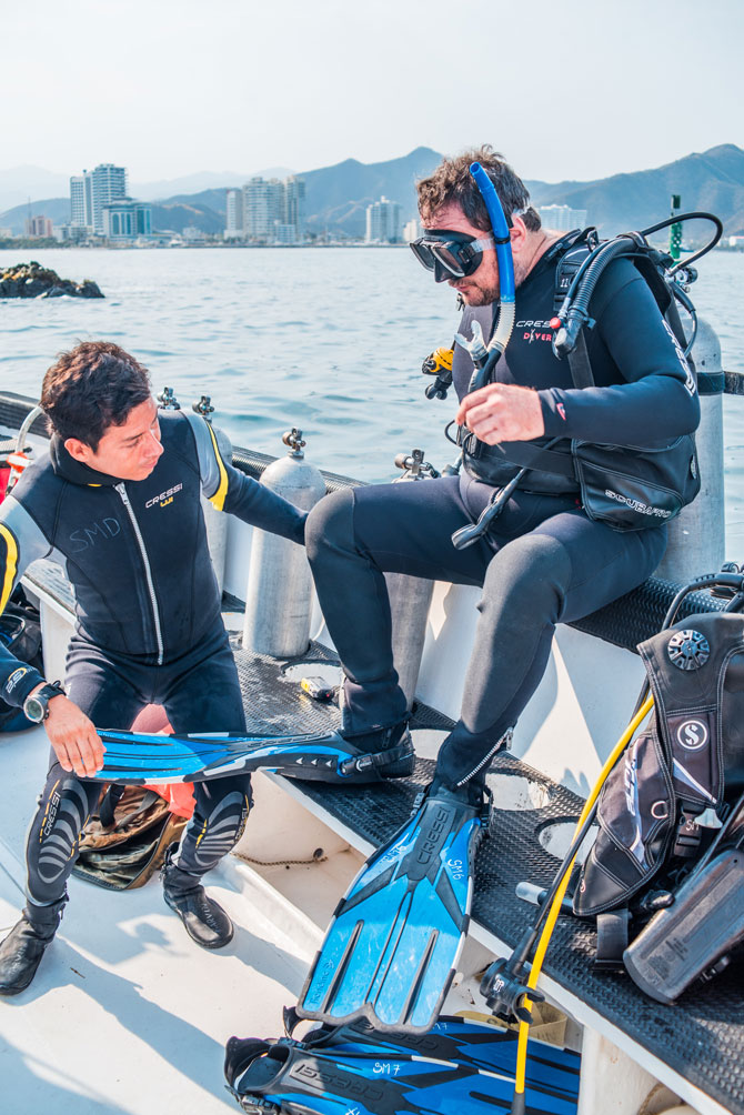 Discovery Scuba Dives -