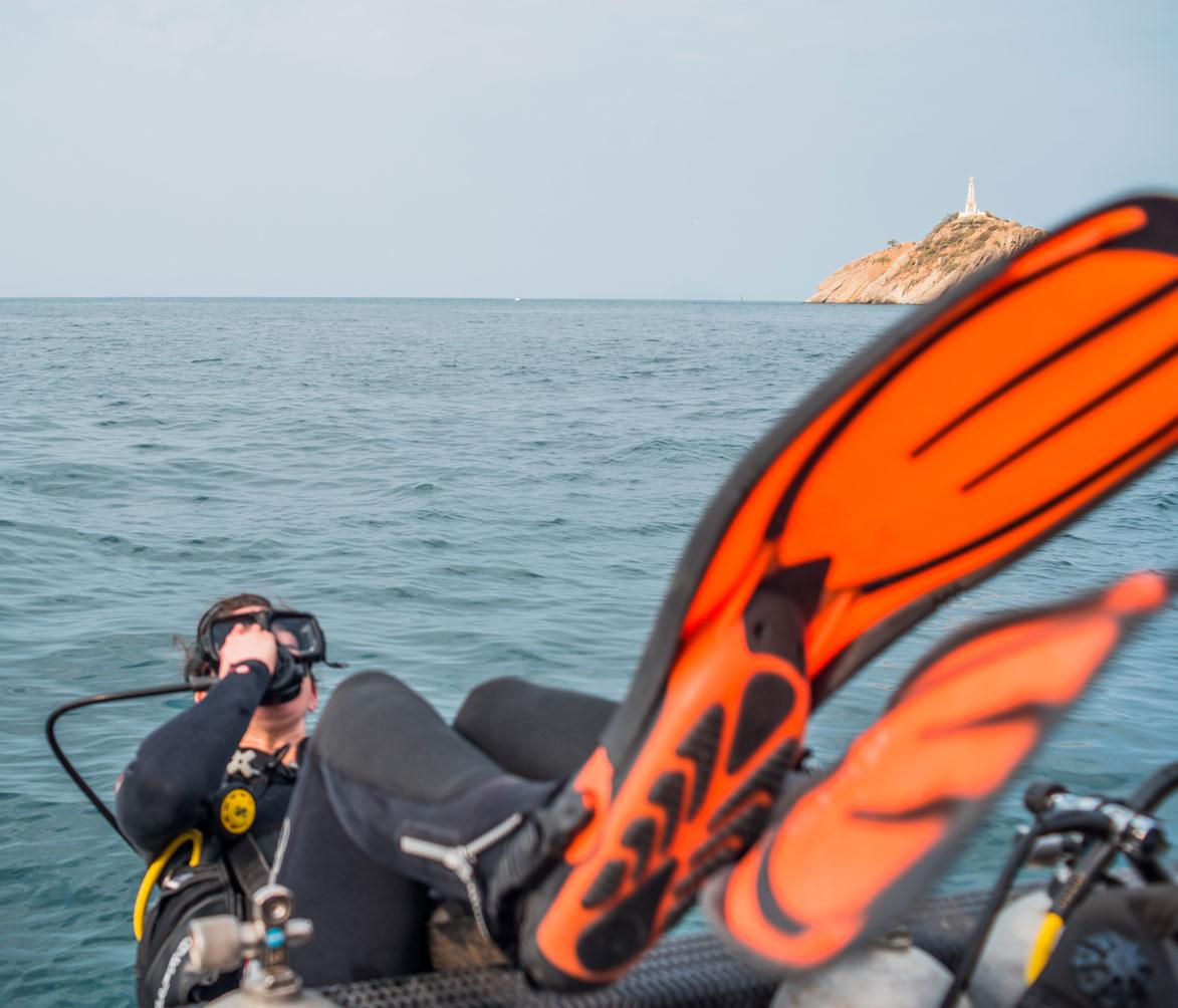 PADI Open Water Dive -