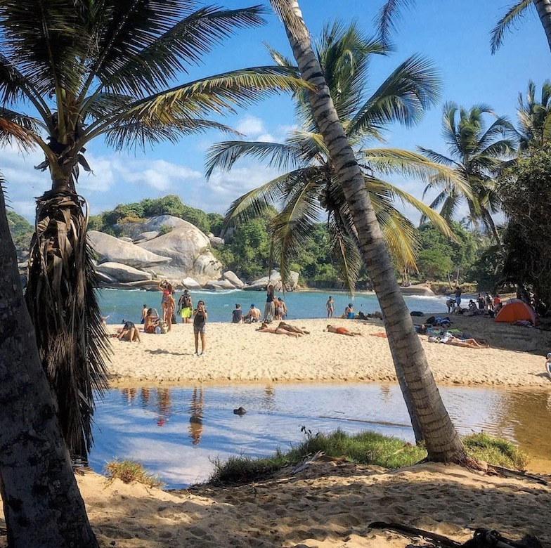More about Tayrona Park -