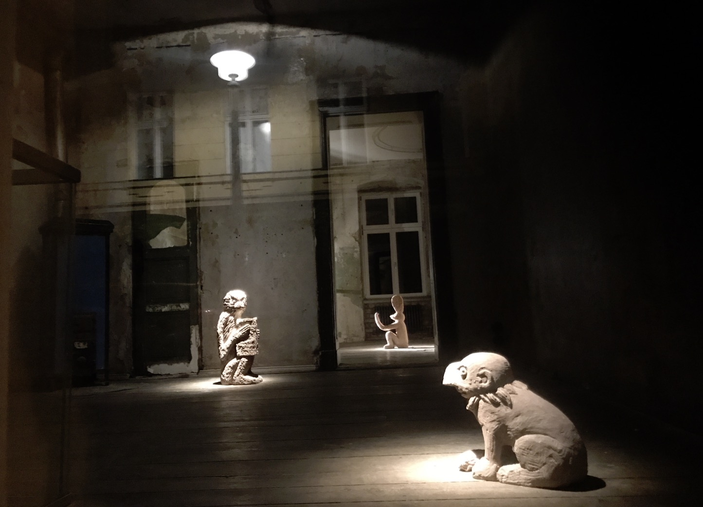 Ausstellungsansicht, 2017