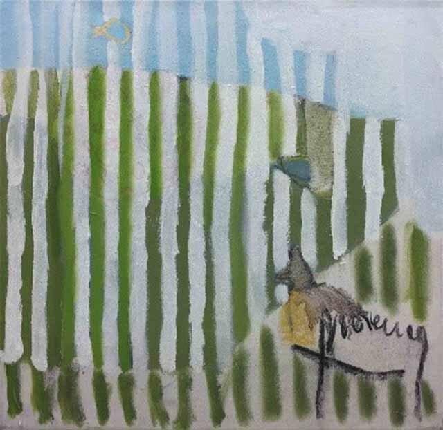 Simon Heser_Der Zwilling, 2019, Acryl auf Leinwand, 40 x 40 cm_Website.jpg