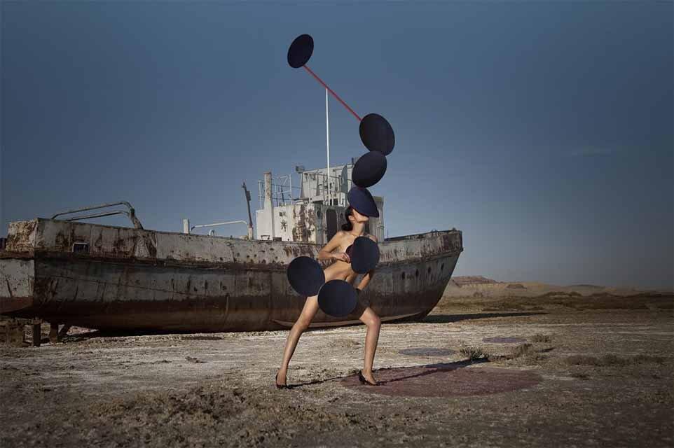 Almagul Menlibayeva, Transoxiana Dream, 2011, Video, Ed 4/5