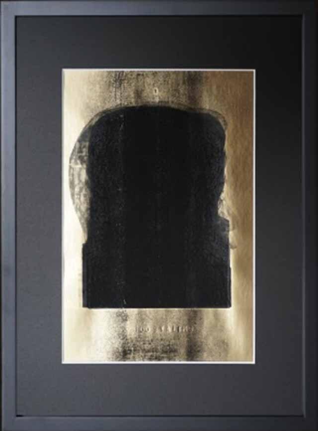 Vadim Zakharov, Dictators in one Page 100Stalins, 201, 42.5 × 32.5 × 3 cm, Grafik