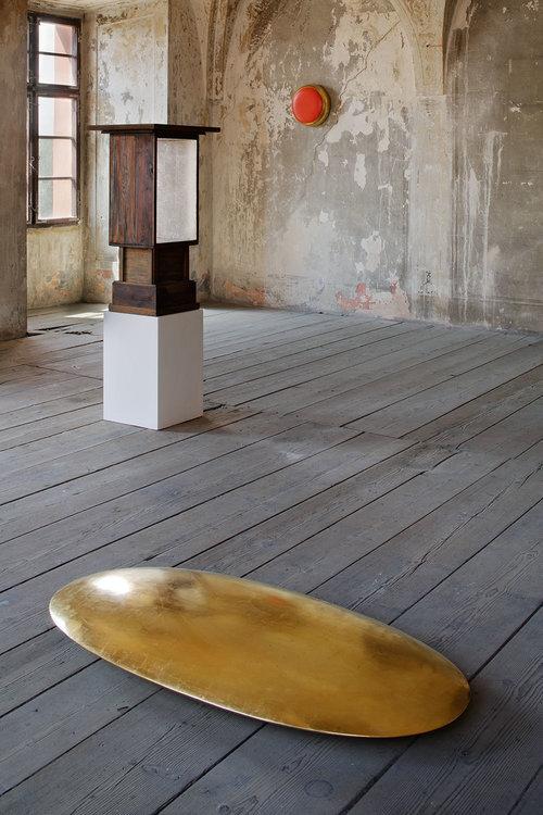JINDŘICH ZEITHAMML, Severočeská galerie  výtvarného umění v Litoměřicích, 25. 6 – 10. 8. 2014, Foto. M. Polák