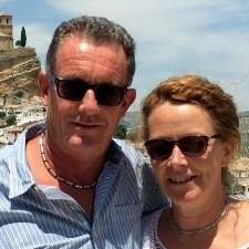 Ian & Irene Read - Ian and Irene are part of World Horizons UK as Worldwide Prayer & Pastoral Workers and are based in Montefrio, Grenada, Spain. Part of their personal mission statement is