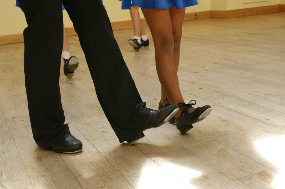 TAP DANCING -