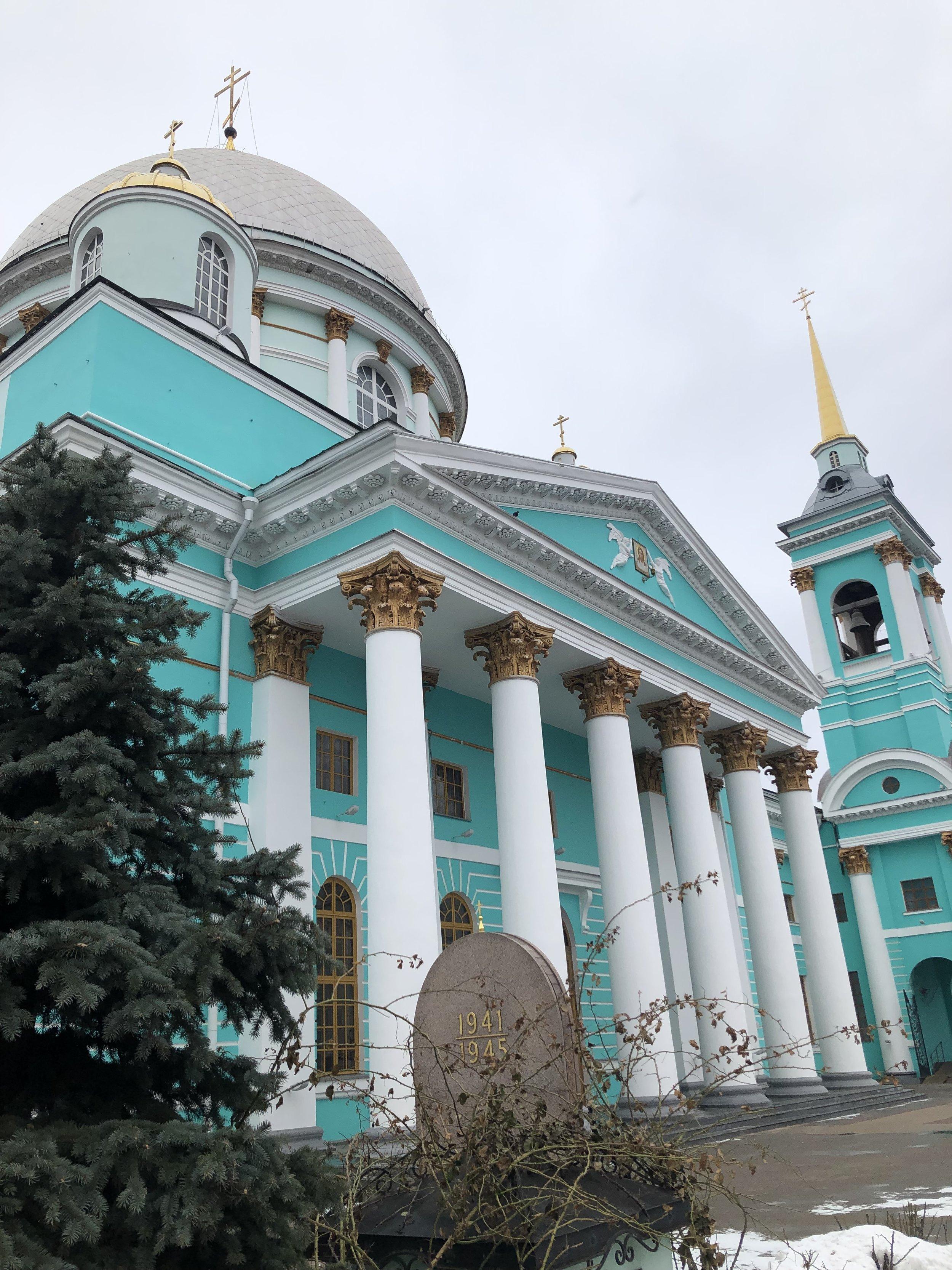 Znamensky Cathedral, Kursk