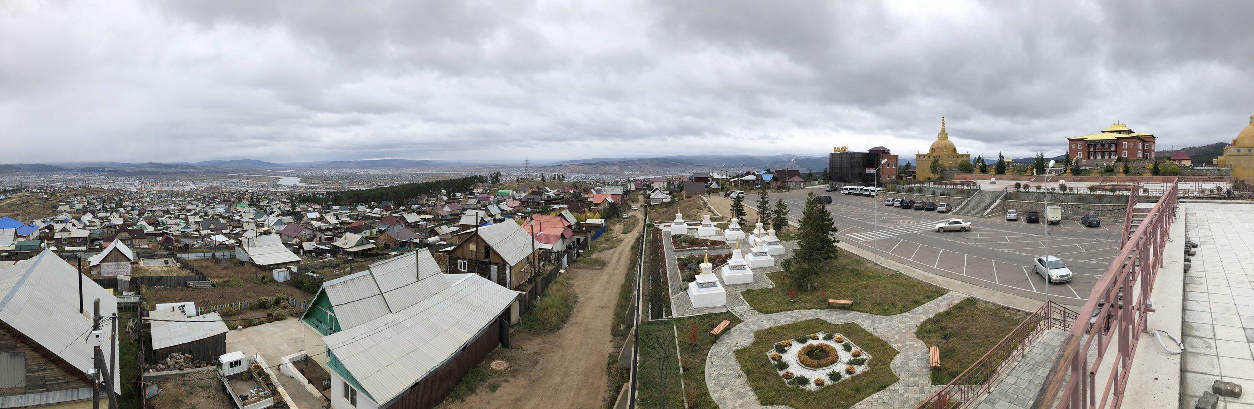 Rinpoche Bagsha temple, Ulan-Ude