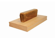 Larger Stamps - Wooden Mount and Handle