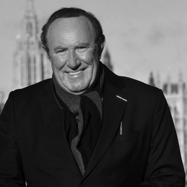 Andrew Neil (Chair)  Political Broadcaster