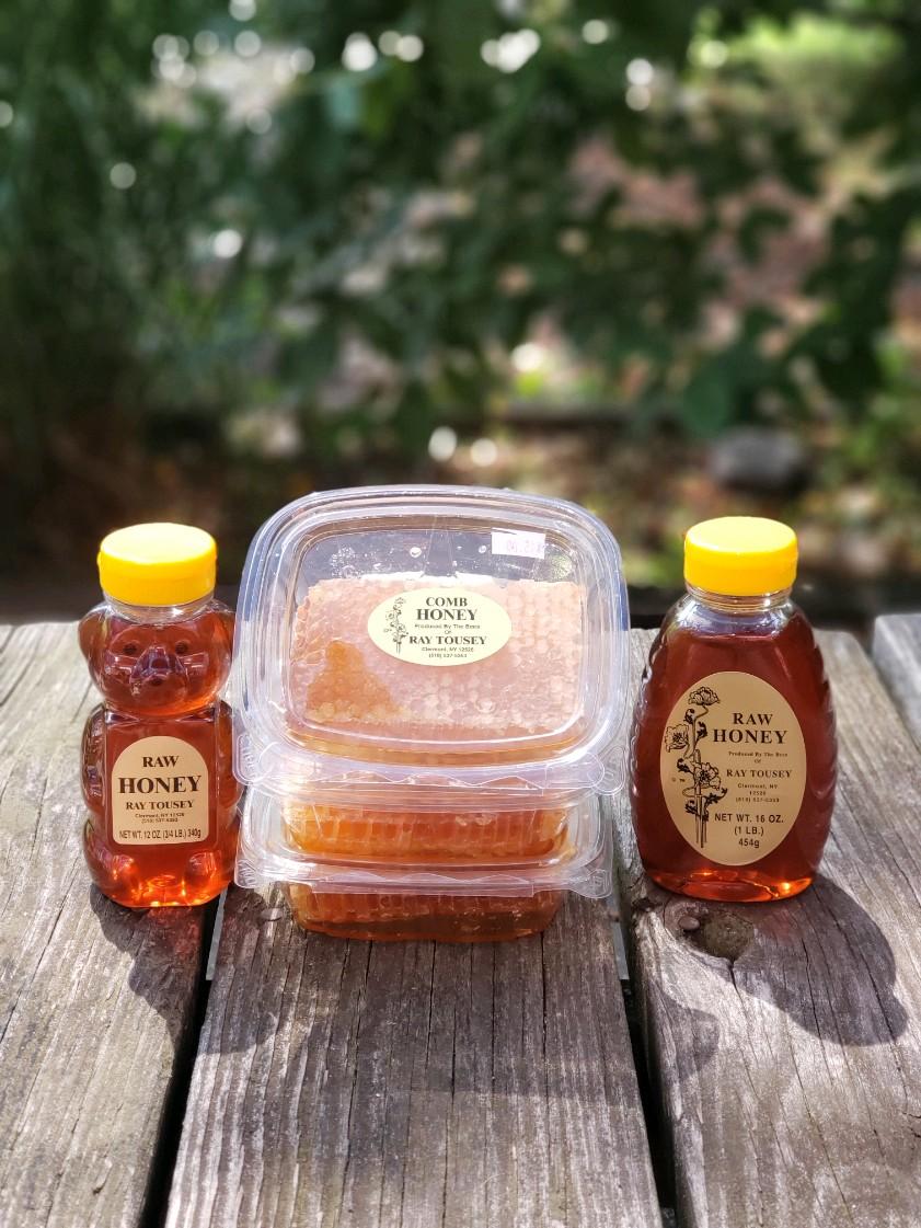 当地蜂蜜出售